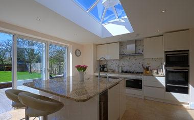 Complete refurbishment of period home